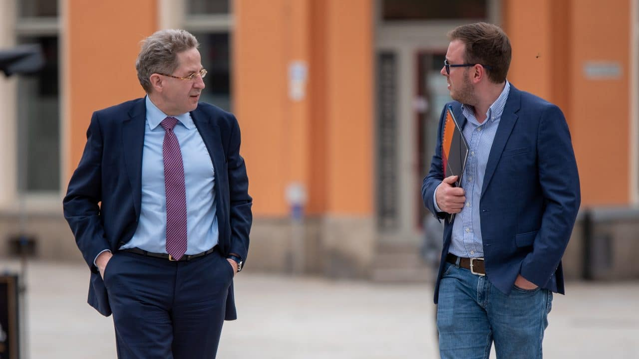 """Die Partei """"Die Linke"""" ist Verfassungsfeind und nicht Gesprächspartner"""
