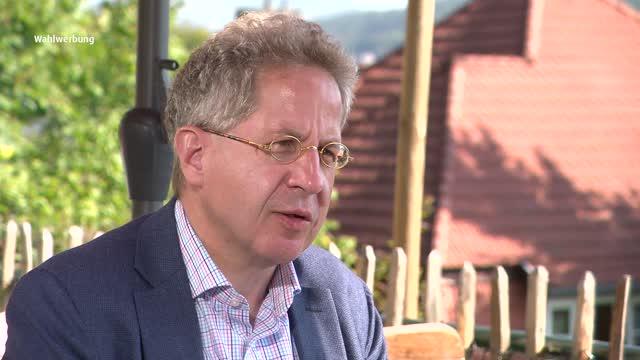 Im Interview: Hans-Georg Maaßen (CDU)